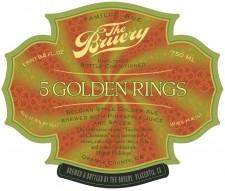 The Bruery 5 Golden Rings