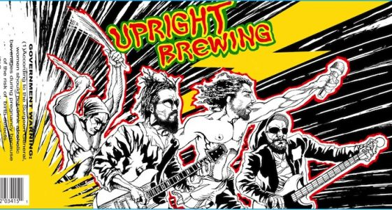 Upright Untitled Bad Brains Tribute