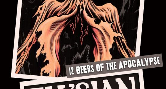 Elysian Brewing - 12 Beers of the Apocalypse - Doom Golden Treacle Pale Ale