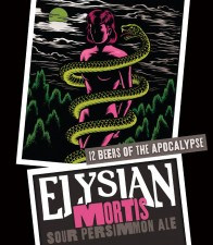 Elysian Brewing - Mortis Sour Persimmon Ale