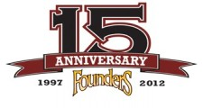 Founders Brewing - 15th Anniversary