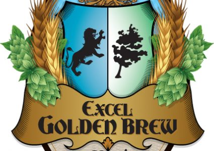 Golden Brew - Label_Coat of Arms_CREST ONLY