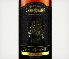 Brewery Ommegang / Game of Thrones - Iron Blonde Ale