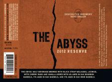 Deschutes The Abyss 2012