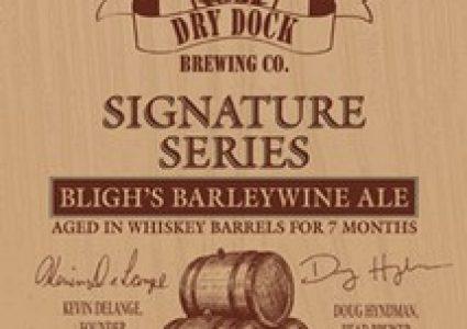 Dry Dock Brewing - Bligh's Barleywine Ale