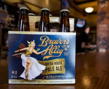 Brewer's Alley Opera House Pale Ale