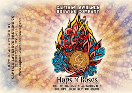 Captain Lawrence Hops N Roses
