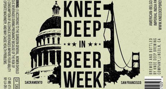 Knee Deep Track 7 Knee Deep in Beer Week