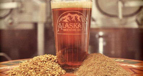 Alaskan Brewing - Beer Powered Beer