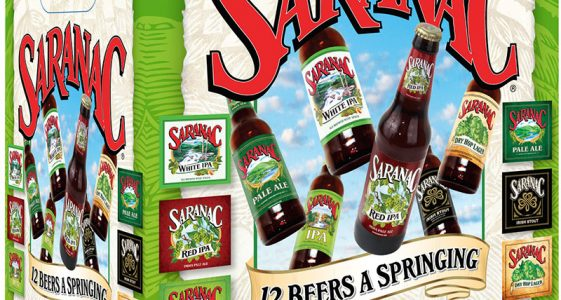 Saranac Brewing - 12 Beers A Singing