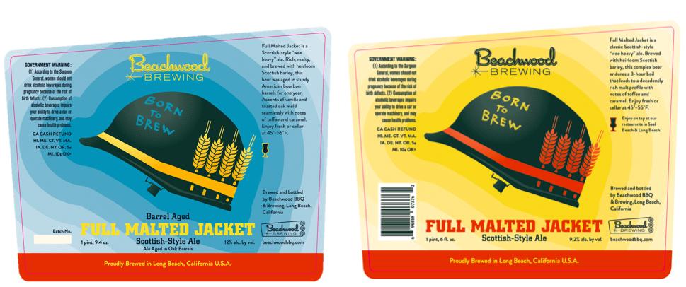 Beachwood Full Malted Jackets