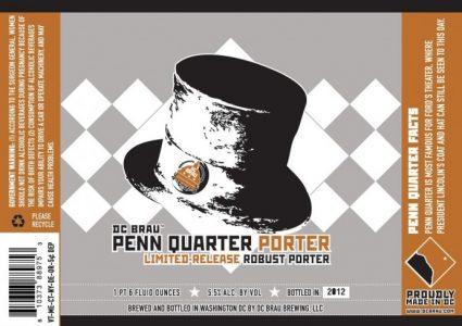 DC Brau Penn Quarter Porter