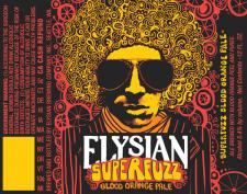 Elysian SuperFuzz Blood Orange Pale