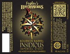 Fegley's Bourbon Barrel Aged Insidious