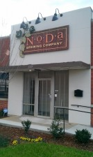 NoDa Brewing Outside
