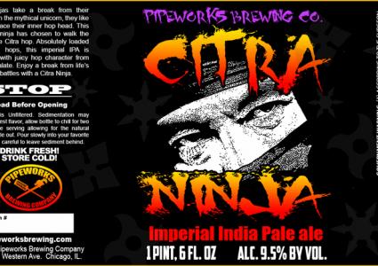 Pipeworks Citra Ninja