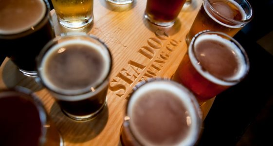Sea Dog Brew Pub Sampler