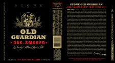 Stone Brewing - Old Guardian (Oak Smoked) 2013