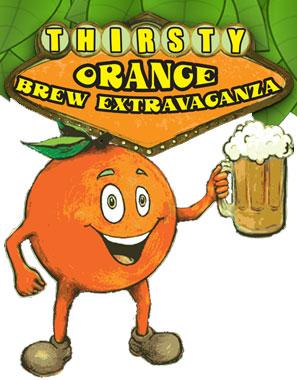 Thirsty Orange Brew Extravaganza
