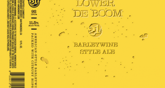21st Amendment Lower De Boom