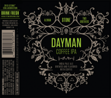 Aleman Two Brothers Stone DayMan Coffee IPA png