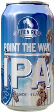 Golden Road Point The Way IPA 12 oz. can