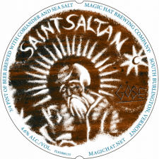 Magic Hat Saint Saltan Gose