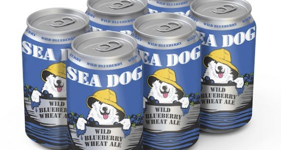 SeaDog BlueBerry Sixpack