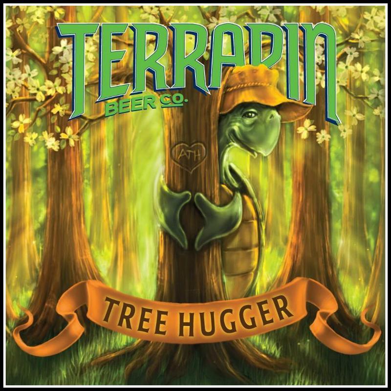 Terrapin Beer Co. - Tree Hugger