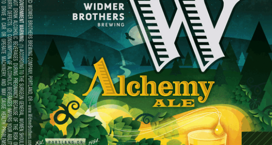 Widmer Alchemy Ale