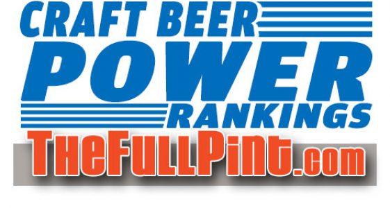 Craft Beer Power Rankings