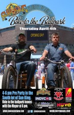 Sun King - Bike to the Ballpark