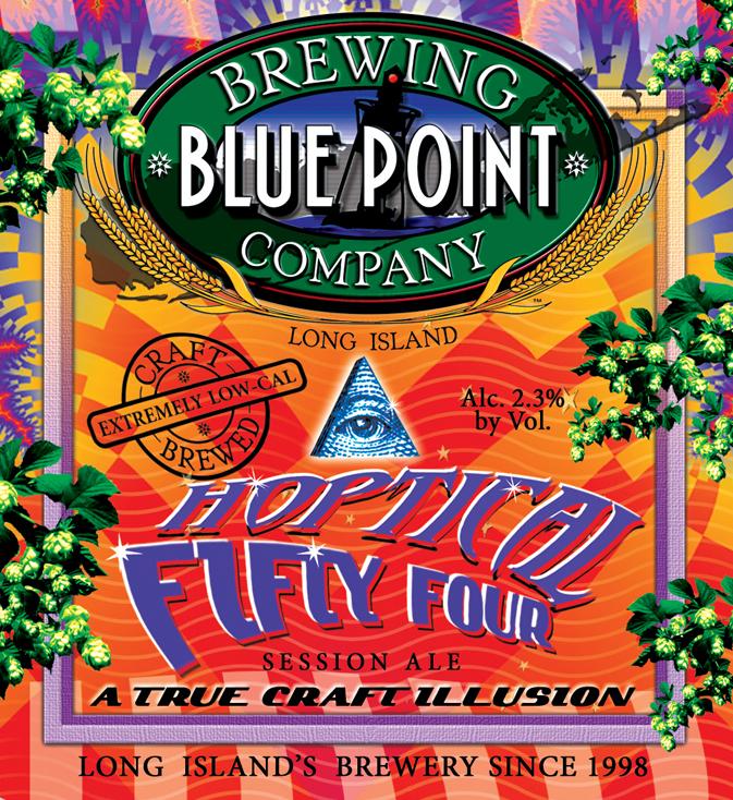 Blue Point - Hoptical Fifty Four