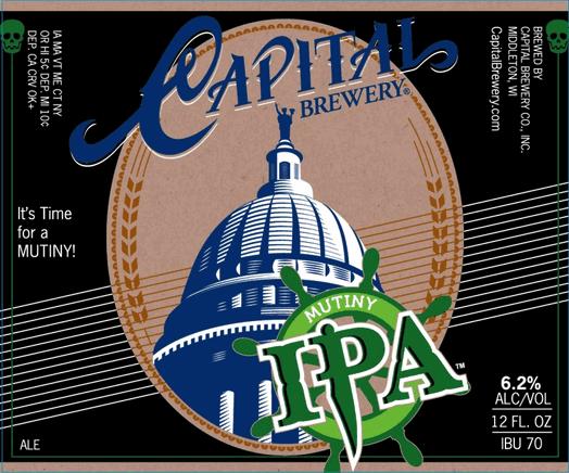 Captial Mutiny IPA