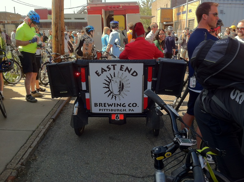 East End Keg Ride 3