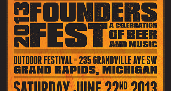 Founders Fest 2013
