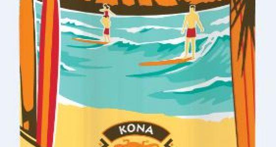 Kona Brewing 24 oz Longboard Lager
