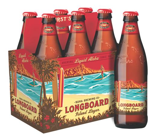 Kona Longboard 6pack 2013