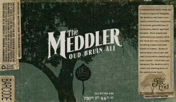 Odell The Meddler