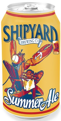 Shipyard Summer Ale Can