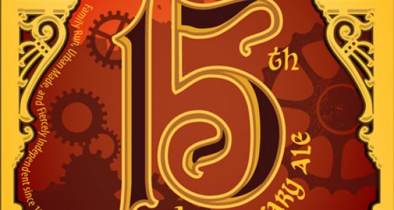 Fegleys Brew Works - 15th Anniversary Ale