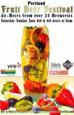 Portland Fruit Beer Festival 2013