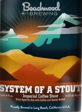 Beachwood System of a Stout
