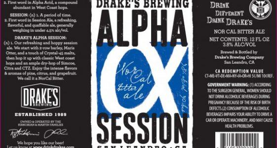 Drakes Alpha Session 12oz