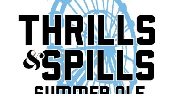 Elitch Gardens Thrills & Spills Summer Ale - Custom Brewed By Wynkoop Brewing