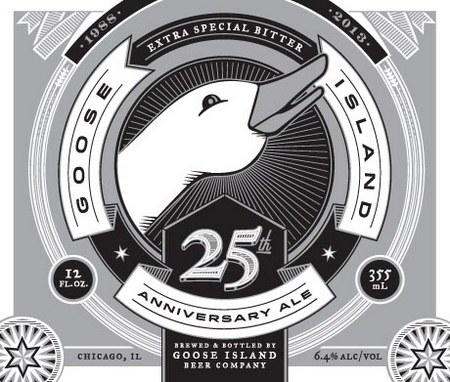 Goose Island 25th Anniversary