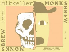 Mikkeller Monks Brew Bourbon
