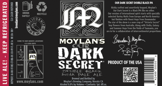 Moylans Our Dark Secret
