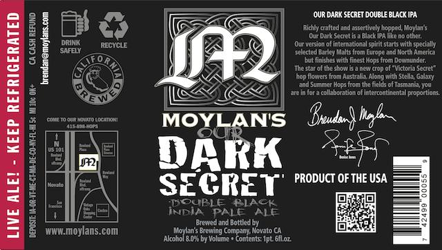 Moylans Our Dark Secret
