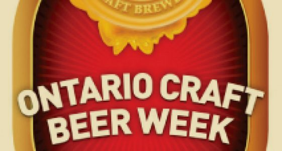 Ontario Craft Beer Week 2013